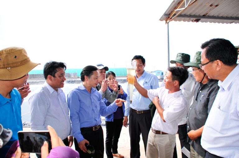 """Diễn đàn Khuyến nông @ Nông nghiệp: """"Phát triển nuôi tôm thâm canh đạt hiệu quả cao và bền vững"""""""
