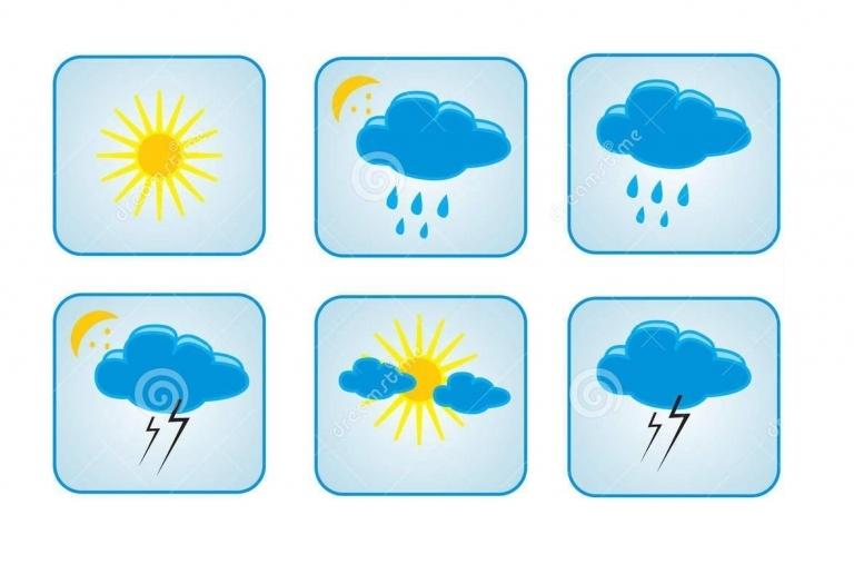 Thời tiết nông vụ ngày 24 05 17