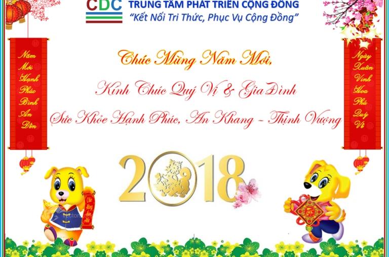Chúc Mừng Năm Mới 2018