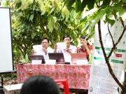 Bàn Thông Tin Di Động Tại Huyện Eakar Tỉnh Dak Lak